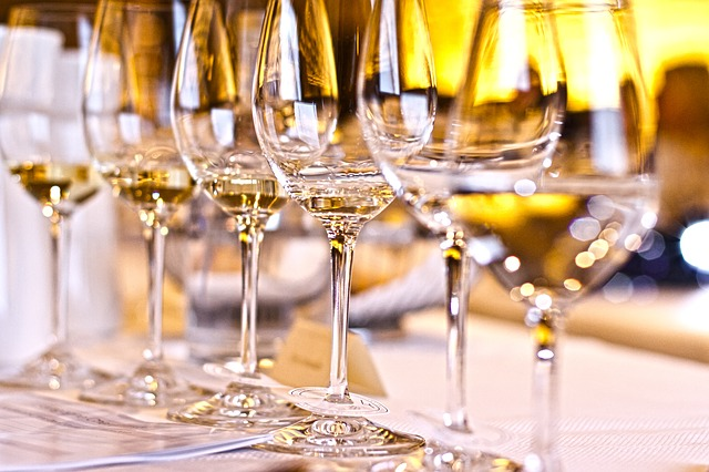 Weinproben Bild